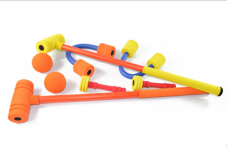 产品目录 儿童运动玩具 儿童门球  材料: 分类:儿童门球 适合儿童:3